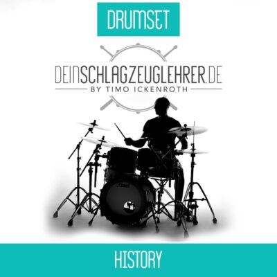 Drumset History