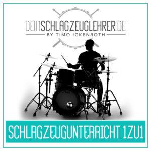 Schlagzeugunterricht 1zu1