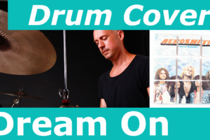 Drum Cover Dream On