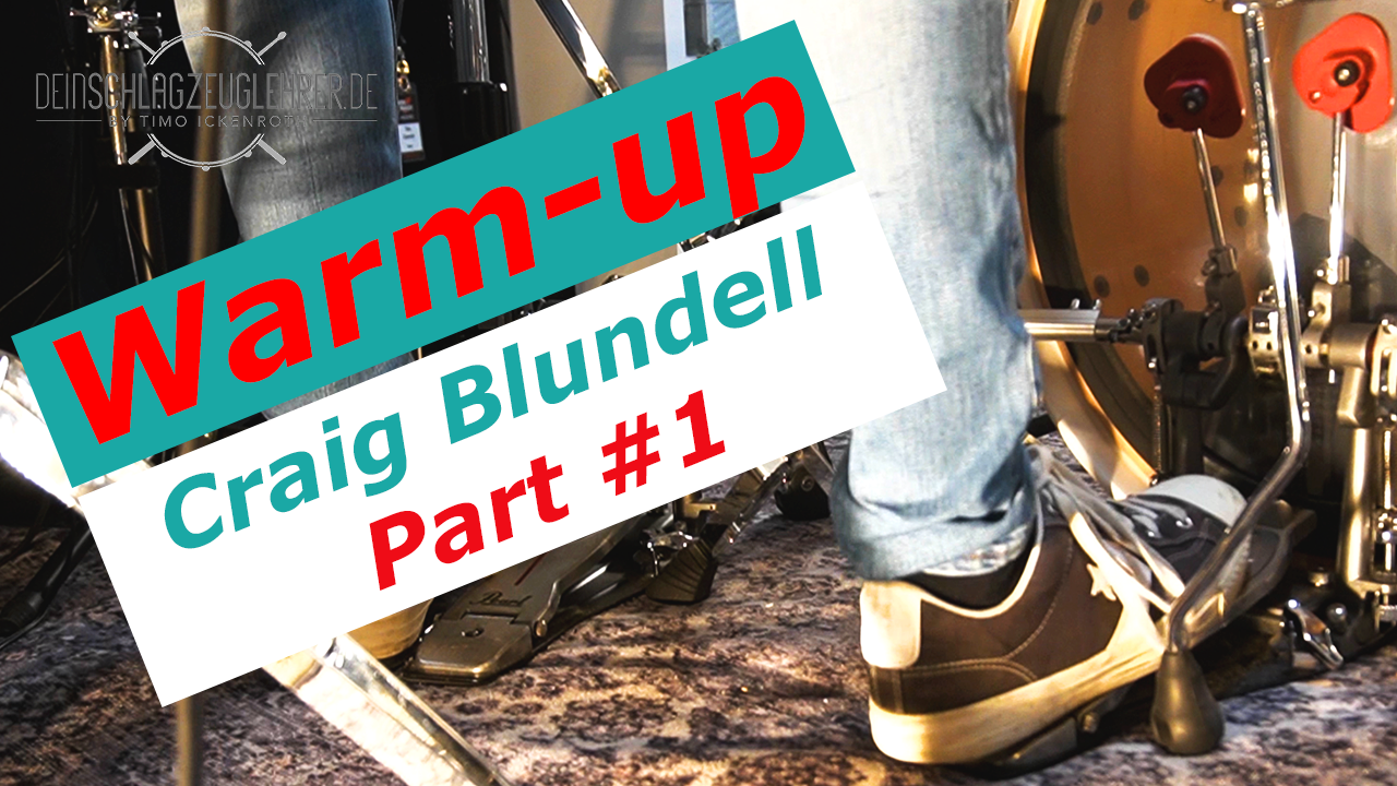 Thumbnail Warm-up Craig Blundell Part 01